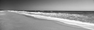 Atlantic Ocean Beach Photograph - Route A1a, Atlantic Ocean, Flagler by Panoramic Images