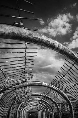 Route To Freedom Print by Arkady Kunysz