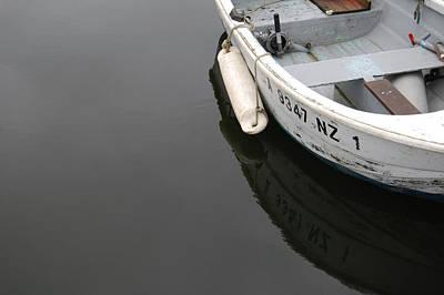 Bouys Photograph - Rowboat 2 by Jani Freimann