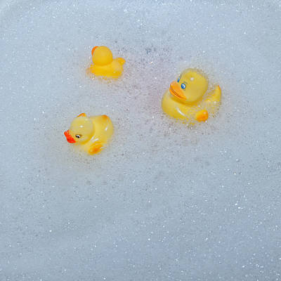 Rubber Duck Photograph - Rubber Ducks by Joana Kruse