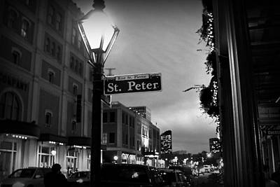 St Pierre Photograph - Rue St. Pierre by Scott Pellegrin
