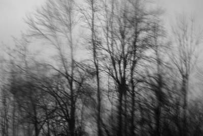 Photograph - Running by Edward Kay