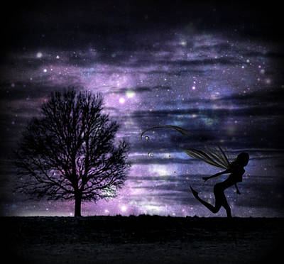 Running From The Night Original by Jessica Grandall