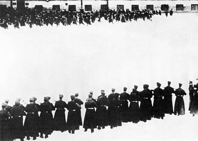 Russia Bloody Sunday, 1905 Print by Granger