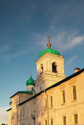 Russia, Pskovskaya Oblast, Pskov Print by Walter Bibikow