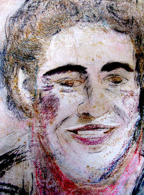 Ruthie's Bruce Print by Melinda Saminski