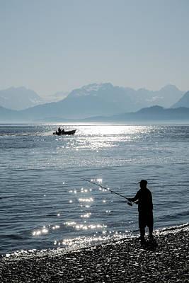 Ryoushi The Fisherman Original by William Fields