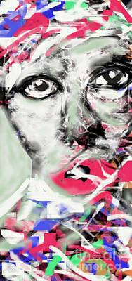 Digital Art - Sabastian In Reo by Ruth Clotworthy