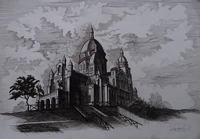 Sacre Coeur Original by Arturas Patamsis