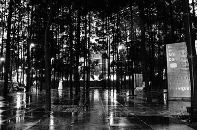 Sad But Beautiful Rainy Day Original by PhotoArtist PhotoArtist