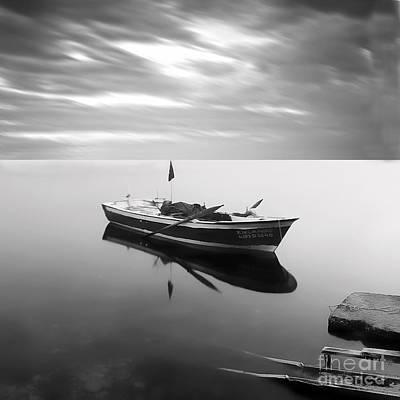 Sail To Eternity Print by Talip Kaya