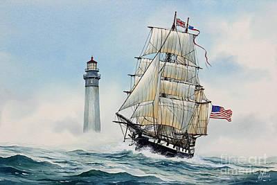 Sailing Spirit Print by James Williamson