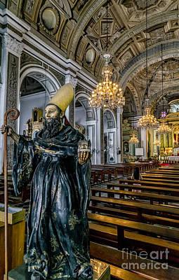 Pablo Photograph - Saint Augustine by Adrian Evans