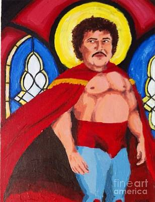 Saint Ignacio Original by Jeremy Nash