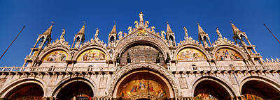 Saint Marks Basilica, Venice, Italy Print by Panoramic Images