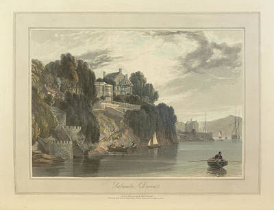 Salcombe Print by British Library
