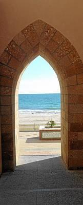 The View Mixed Media - Salida Al Mar by William Lanza