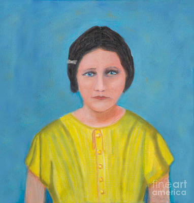 Sally Stevens Marcum Ky Print by Iris Richardson