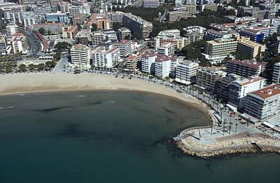 Coastal Photograph - Salou, Province Of Tarragona by Jordi Todó Vila