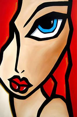 Pop Art Drawing - Salsa By Fidostudio by Tom Fedro - Fidostudio