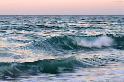 Sea Swell Photograph - Saltwater Soul by Laura Fasulo