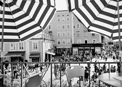 Photograph - Salzburg Shade by Marty  Cobcroft