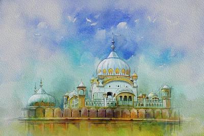 Samadhi Ranjeet Singh Original by Catf