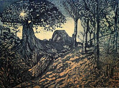 Sam's Early Morn Print by Lyndsey Hatchwell