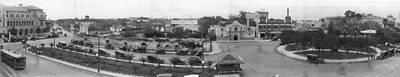 Black And White Photograph - San Antonio 1918 by Unknown