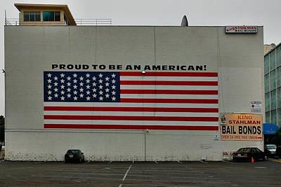 San Diego Wall Print by Steven Richman