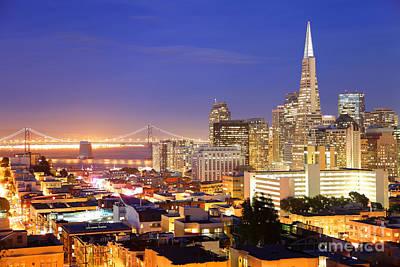 San Francisco Original by Denis Tangney Jr
