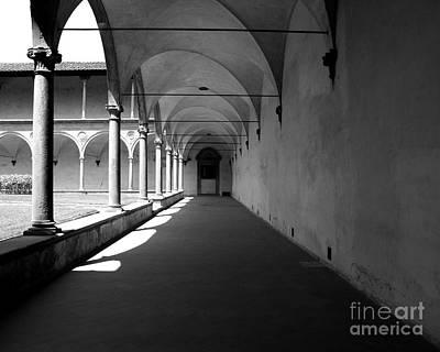 Tuscany Photograph - San Lorenzo by Joann Bristol