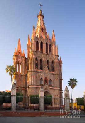 San Miguel De Allende, Mexico Print by John Shaw