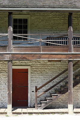 Sanchez Adobe Pacifica California 5d22657 Print by Wingsdomain Art and Photography