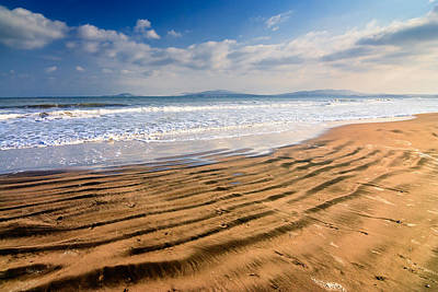 Sand Waves Print by Evgeni Dinev