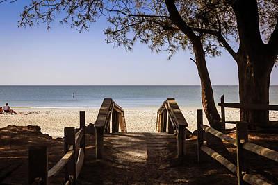 Sandy Beach Original by Chris Smith