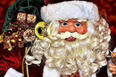 Santa Claus Original by Elzbieta Fazel