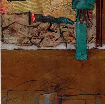 Paper Mixed Media - Santa Fe Highlights by Laura  Lein-Svencner