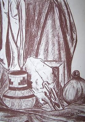 Santa Fe Standstill Original by Christopher Toro