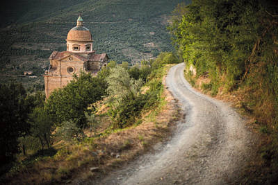 Photograph - Santa Maria Nuova by Clint Brewer