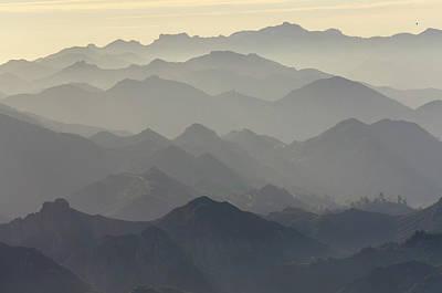 California Redwood Photograph - Santa Monica Mountains National by Rob Sheppard