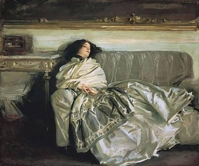 Impressionist Impressionist Photograph - Sargent, John Singer 1856-1925 by Everett