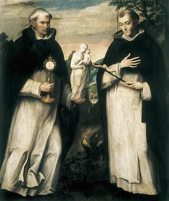Sari�ena, Juan 1545-1628. Saint Print by Everett