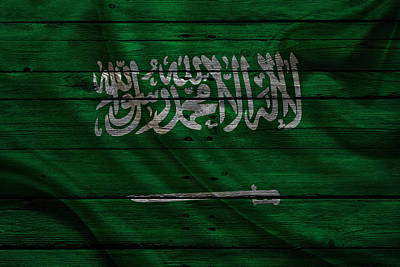 Arabia Photograph - Saudi Arabia by Joe Hamilton