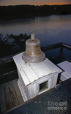 Saugerties Photograph - Saugerties Bell by Skip Willits