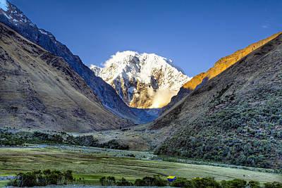 Peru Photograph - Savage Mountain by Alexey Stiop