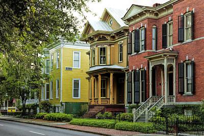Savannah Architecture Print by Diana Powell