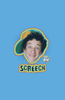 Kelly Slater Digital Art - Saved By The Bell - Screech by Brand A