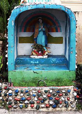 Religious Artist Photograph - Say A Prayer In Bocas by John Rizzuto