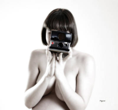 Beauty Photograph - Say Cheese  by Jacob Smith